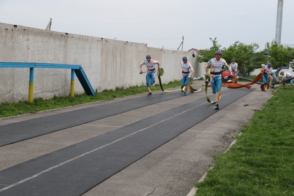 Алматинские спасатели отметили Наурыз (ФОТО), фото-26
