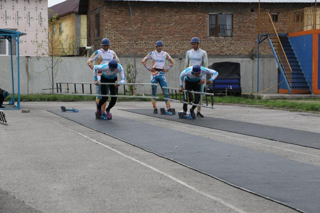 Алматинские спасатели отметили Наурыз (ФОТО), фото-28