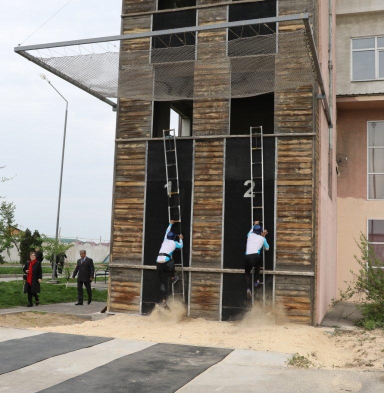 Алматинские спасатели отметили Наурыз (ФОТО), фото-30