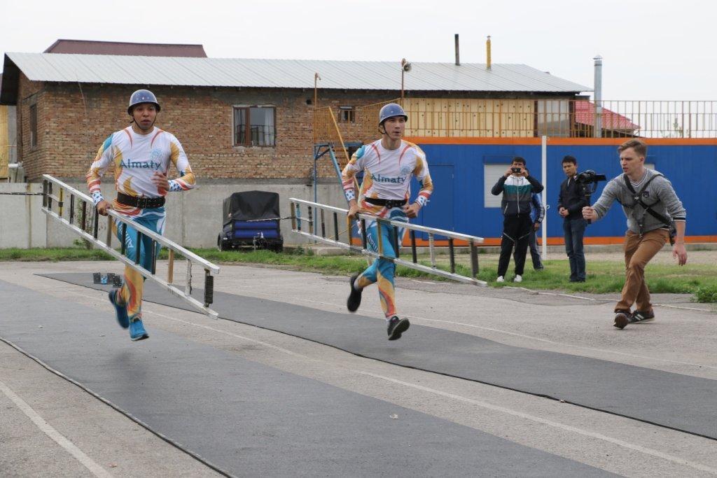 Алматинские спасатели отметили Наурыз (ФОТО), фото-32