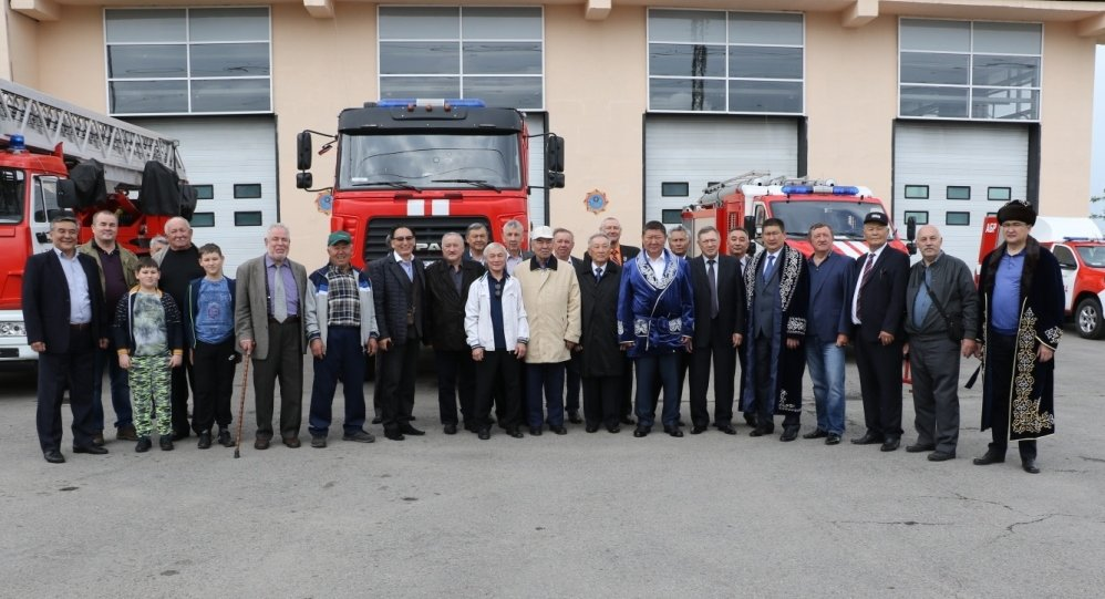 Алматинские спасатели отметили Наурыз (ФОТО), фото-11
