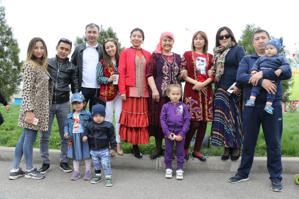Алматинские спасатели отметили Наурыз (ФОТО), фото-12