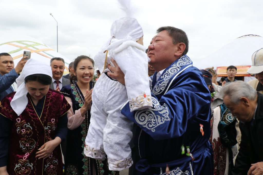 Алматинские спасатели отметили Наурыз (ФОТО), фото-13