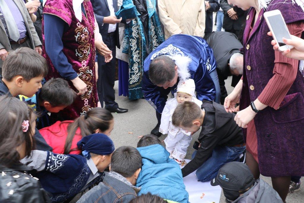 Алматинские спасатели отметили Наурыз (ФОТО), фото-14