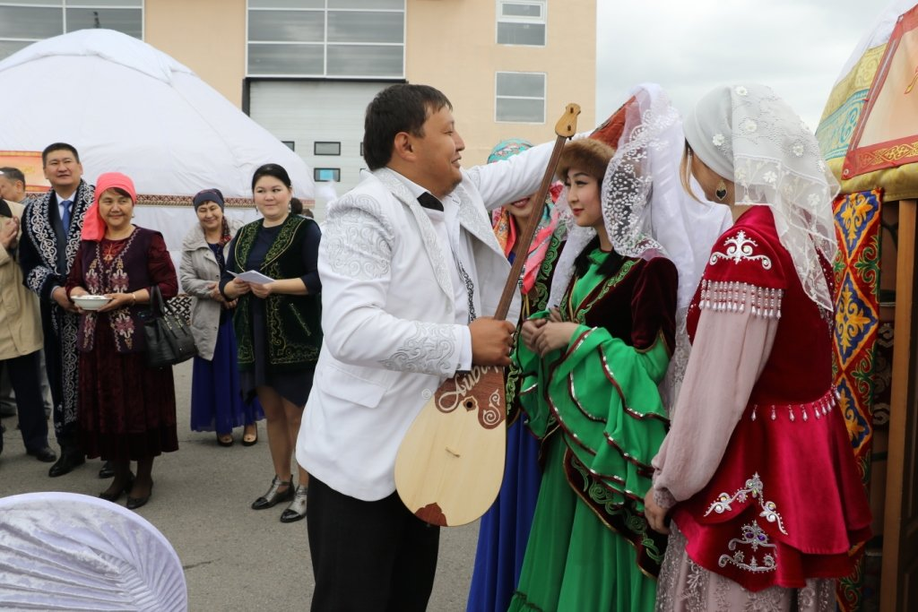 Алматинские спасатели отметили Наурыз (ФОТО), фото-19