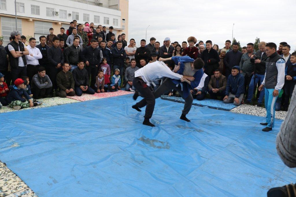 Алматинские спасатели отметили Наурыз (ФОТО), фото-20