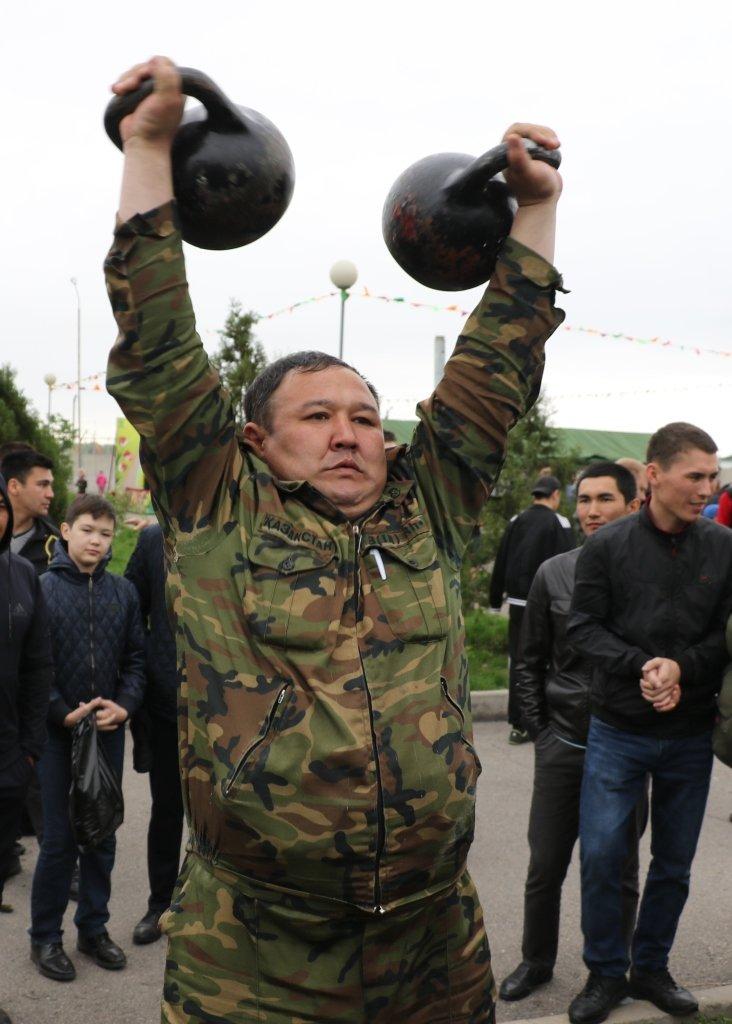 Алматинские спасатели отметили Наурыз (ФОТО), фото-22