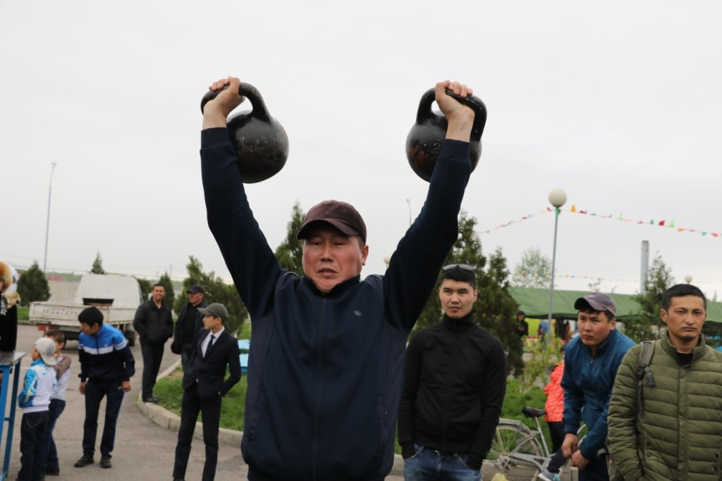 Алматинские спасатели отметили Наурыз (ФОТО), фото-23