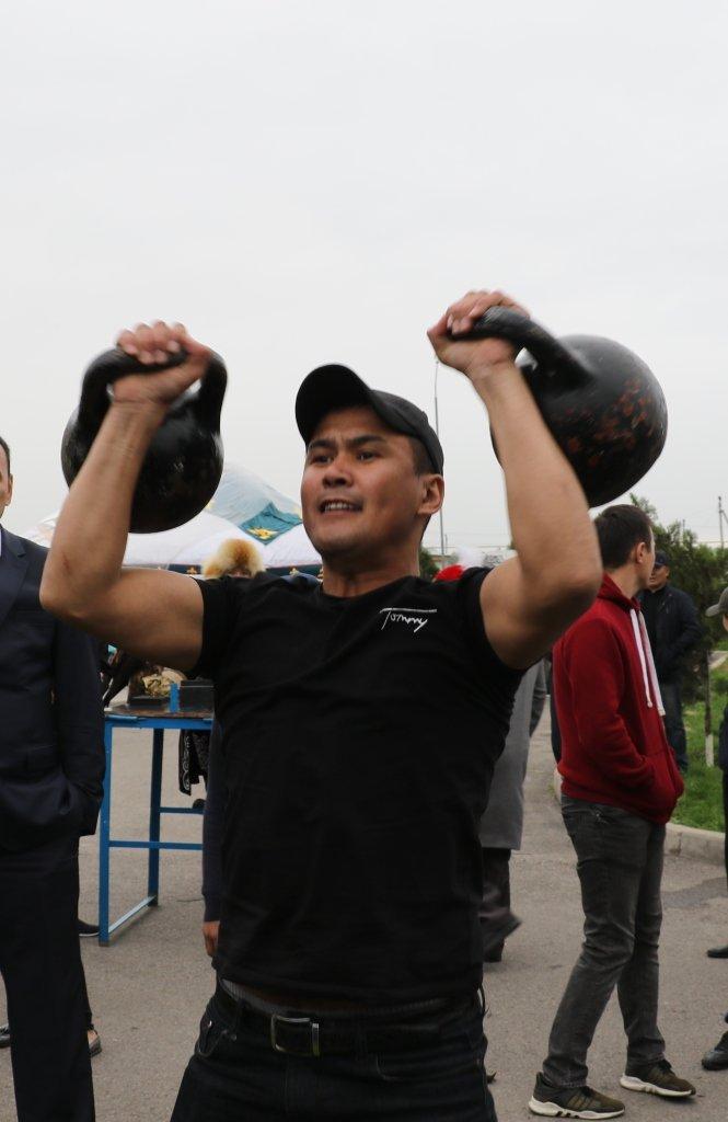 Алматинские спасатели отметили Наурыз (ФОТО), фото-24
