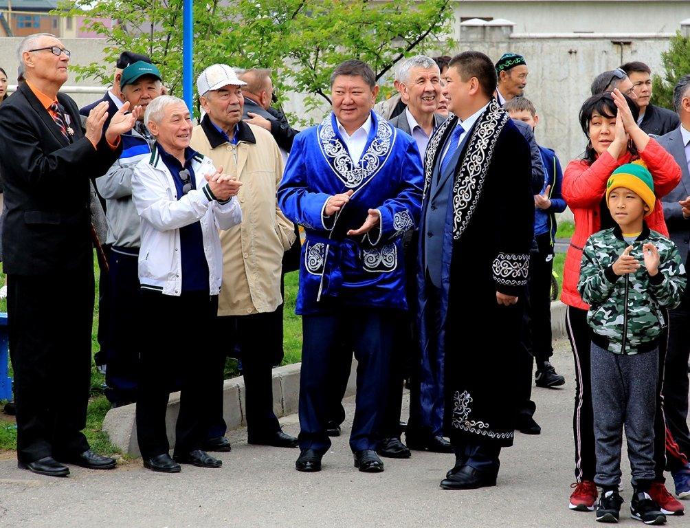 Алматинские спасатели отметили Наурыз (ФОТО), фото-25