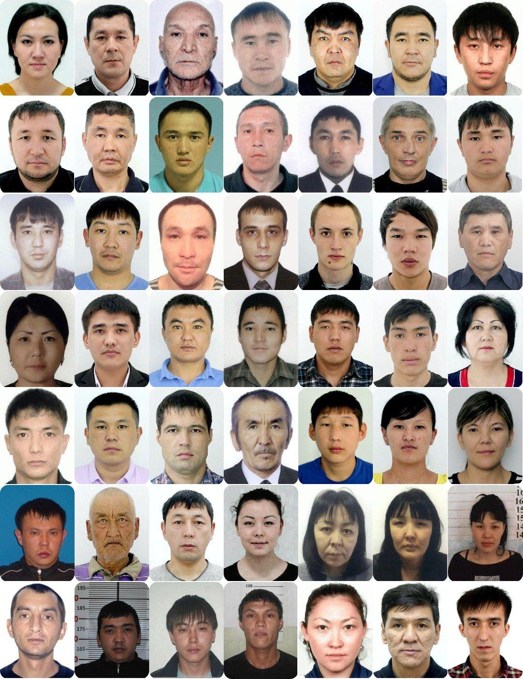 Полицейские показали лица воров-карманников в Алматы (ФОТО), фото-1