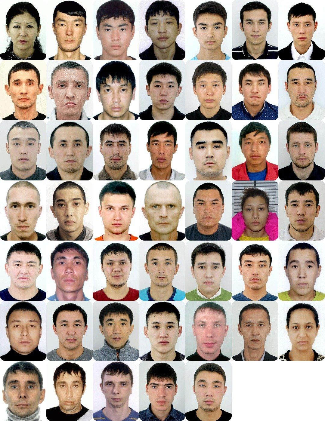 Полицейские показали лица воров-карманников в Алматы (ФОТО), фото-4