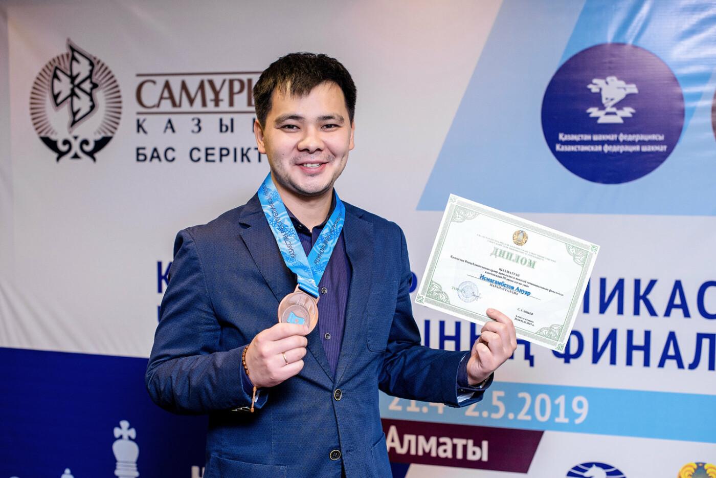 Нового чемпиона республики по шахматам избрали в Алматы (ФОТО), фото-3