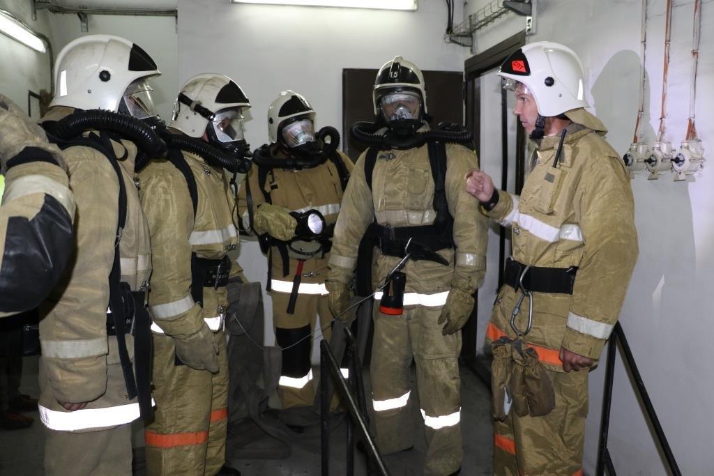 В Алматинском метрополитене потушили «пожар» (ФОТО), фото-11