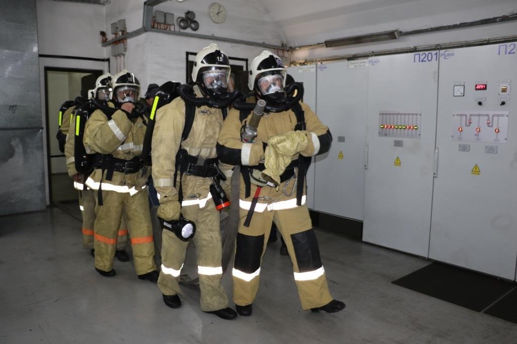 В Алматинском метрополитене потушили «пожар» (ФОТО), фото-13