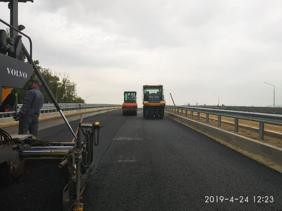В декабре завершится строительство транспортной развязки на Рыскулова в Алматы (ФОТО), фото-6
