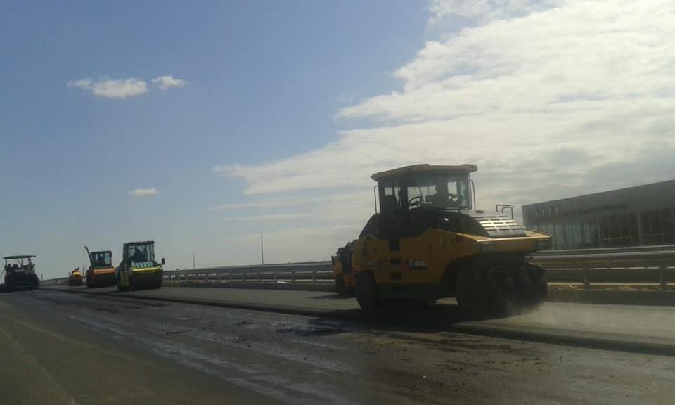 В декабре завершится строительство транспортной развязки на Рыскулова в Алматы (ФОТО), фото-4