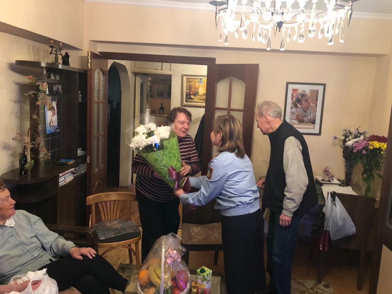 В Алматы ветерану возвратили утерянное пенсионное удостоверение (ФОТО), фото-4