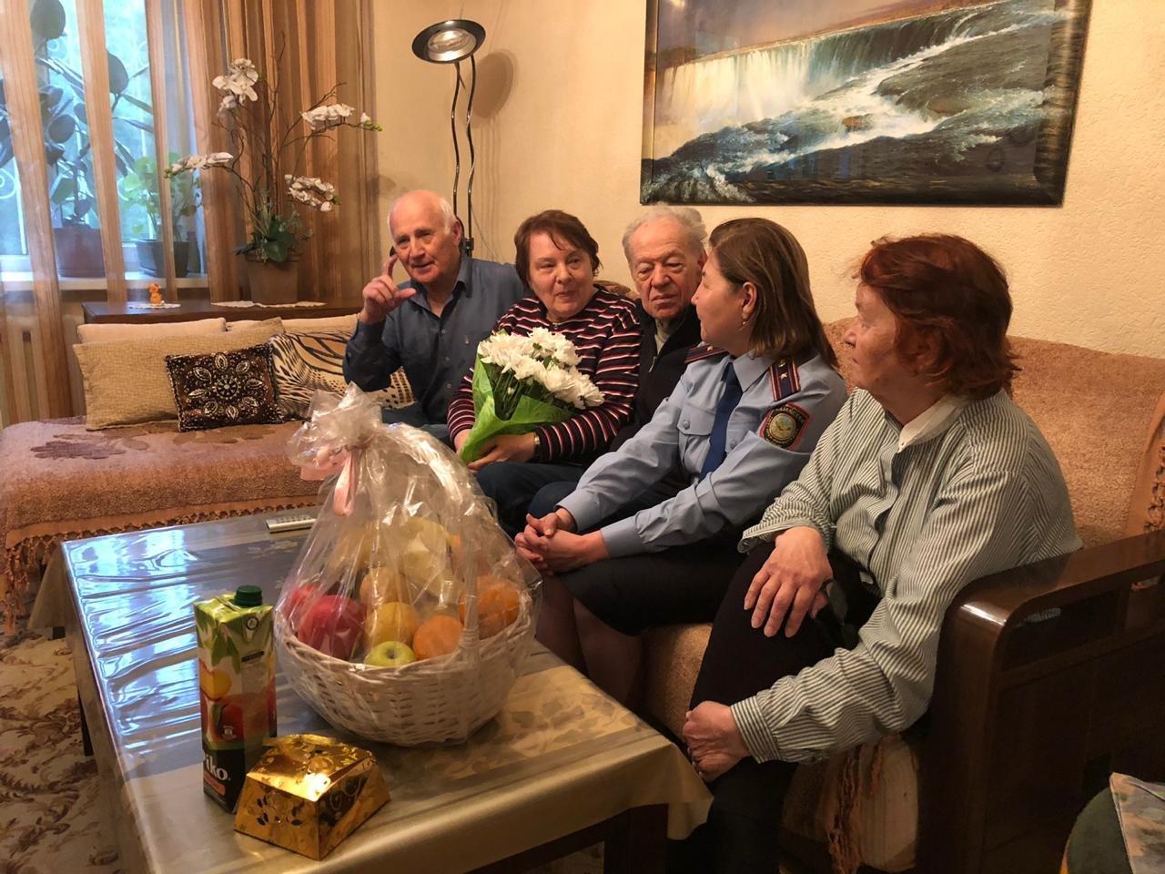 В Алматы ветерану возвратили утерянное пенсионное удостоверение (ФОТО), фото-5