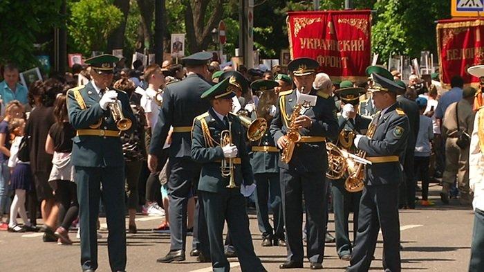 В Алматы прошел марш «Бессмертного полка» (ФОТО), фото-4