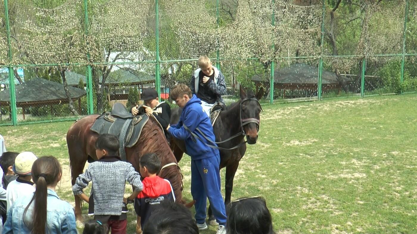 Для детей погибших полицейских в Алматы организовали День Семьи (ФОТО), фото-14