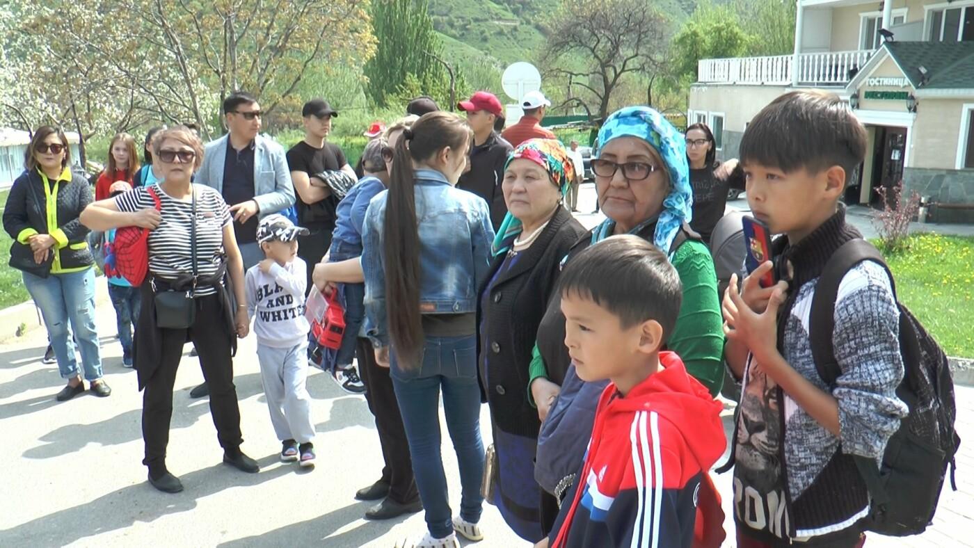 Для детей погибших полицейских в Алматы организовали День Семьи (ФОТО), фото-1