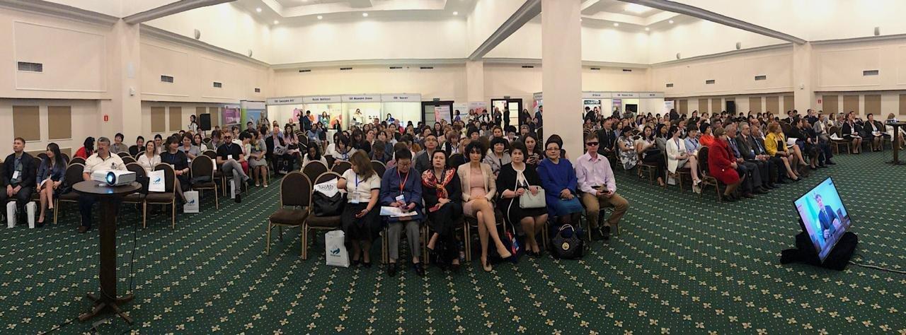 В Алматы состоялся международный медицинский форум «Ана мен бала» (ФОТО), фото-1