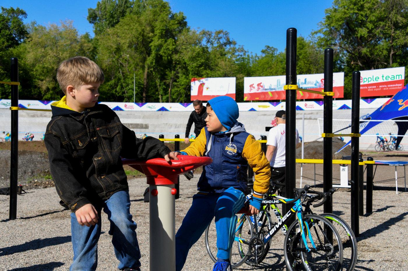 Почему велотрек в Алматы платный и кто может кататься на нем бесплатно, фото-1, Пресс-служба акимата Алматы
