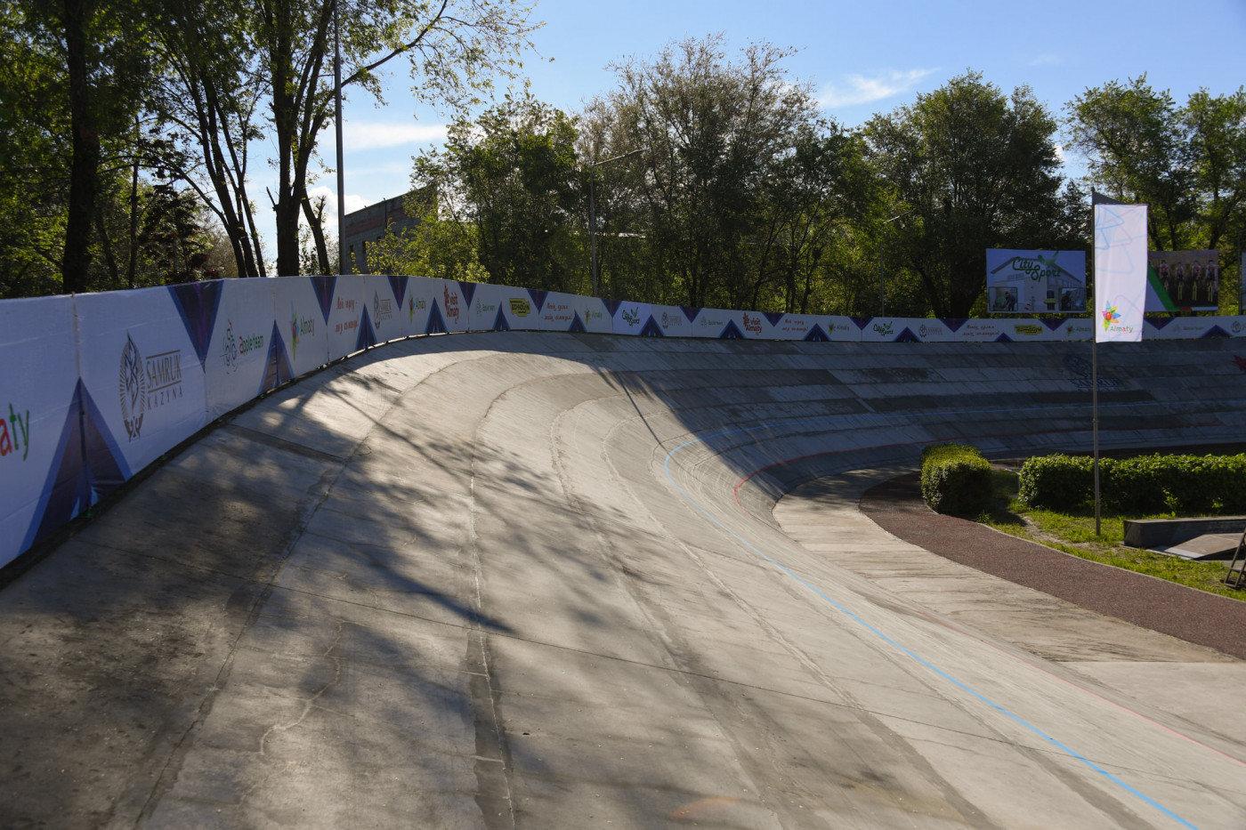 Почему велотрек в Алматы платный и кто может кататься на нем бесплатно, фото-2, Пресс-служба акимата Алматы