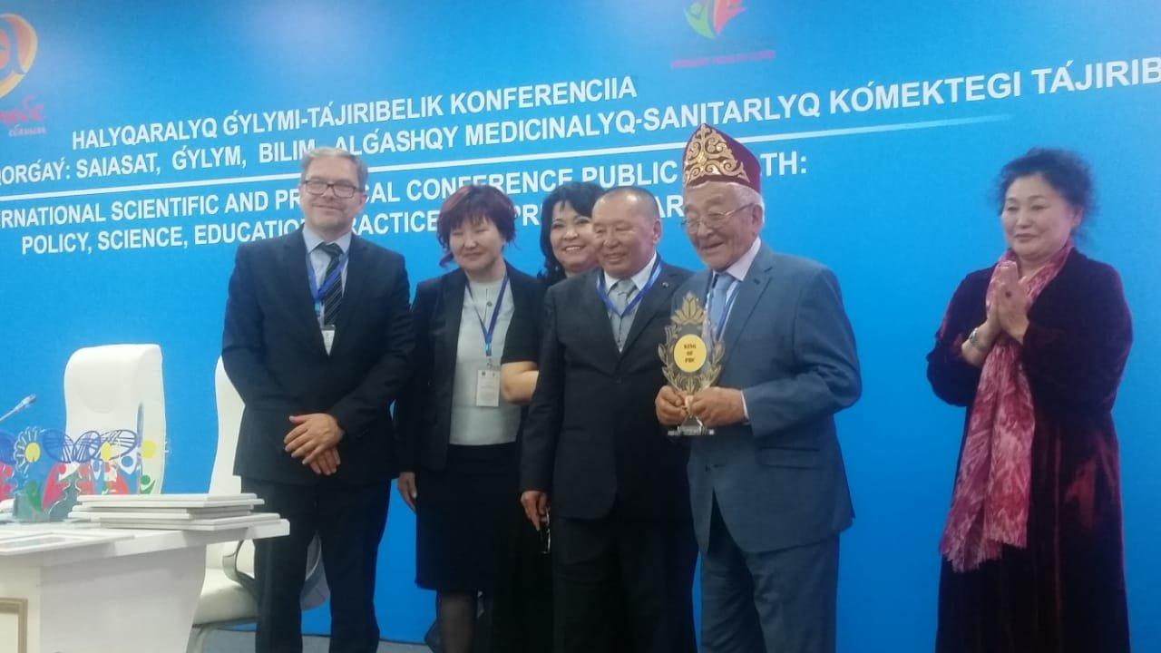 В Казахстане выбрали лучших медработников республики (ФОТО), фото-3