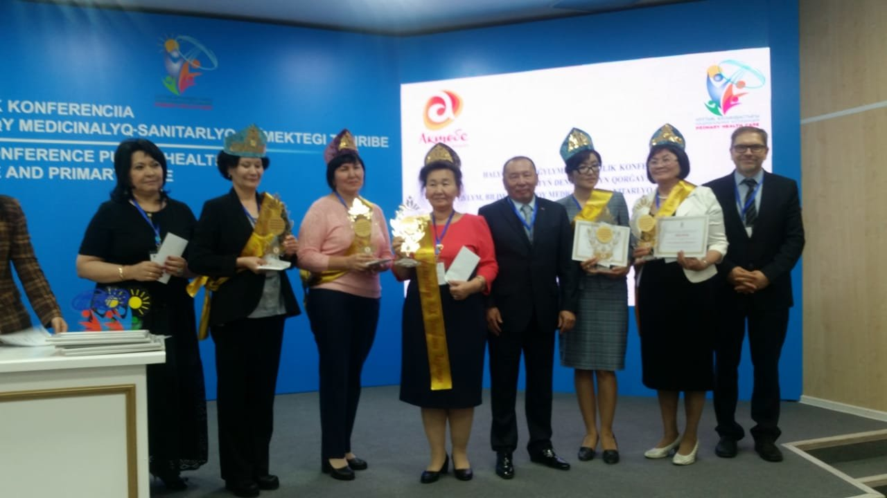 В Казахстане выбрали лучших медработников республики (ФОТО), фото-4