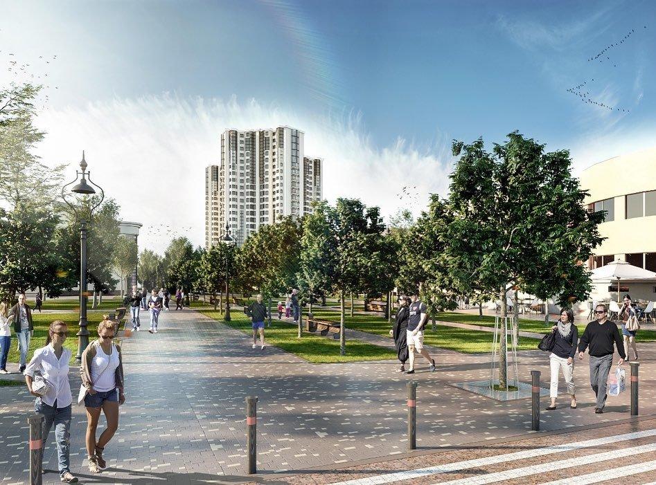 Байбек показал, какими станут три улицы Алматы после реконструкции (ФОТО), фото-2