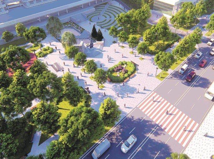 Байбек показал, какими станут три улицы Алматы после реконструкции (ФОТО), фото-1