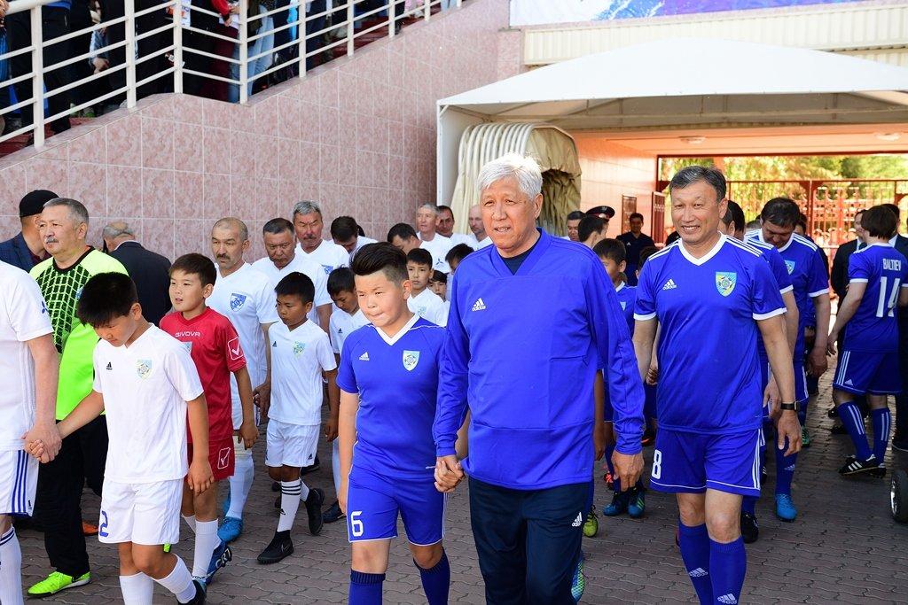 В Алматинской области прошел Фестиваль футбола (ФОТО), фото-1