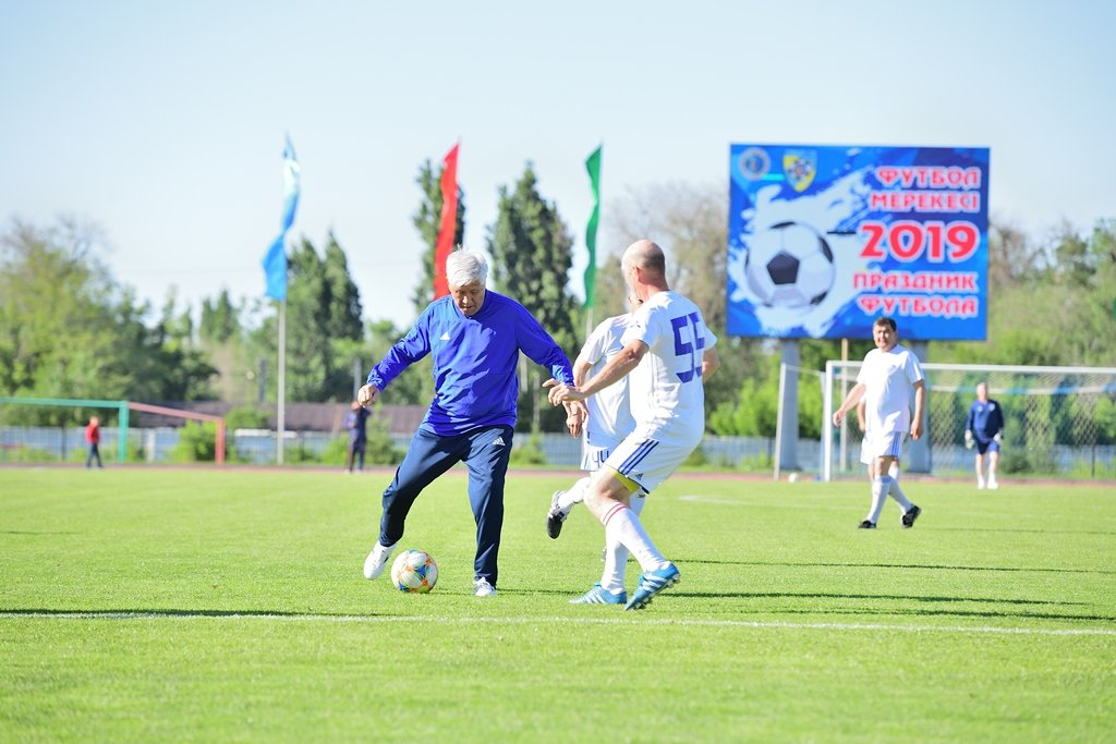 В Алматинской области прошел Фестиваль футбола (ФОТО), фото-3
