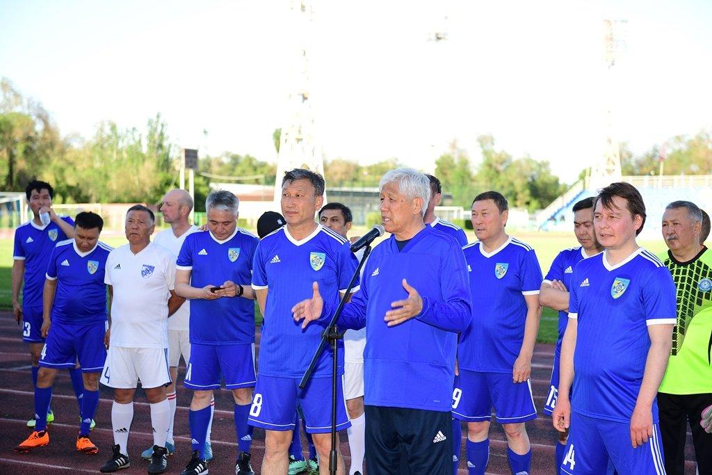 В Алматинской области прошел Фестиваль футбола (ФОТО), фото-5