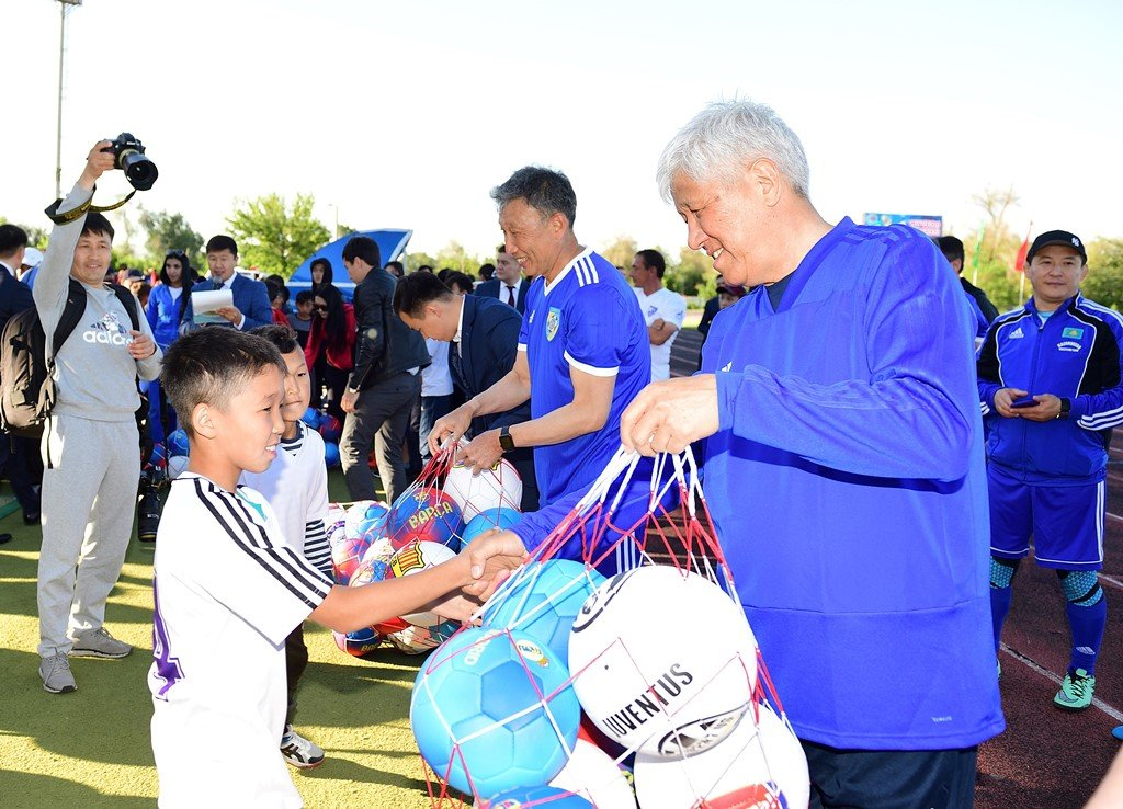 В Алматинской области прошел Фестиваль футбола (ФОТО), фото-6