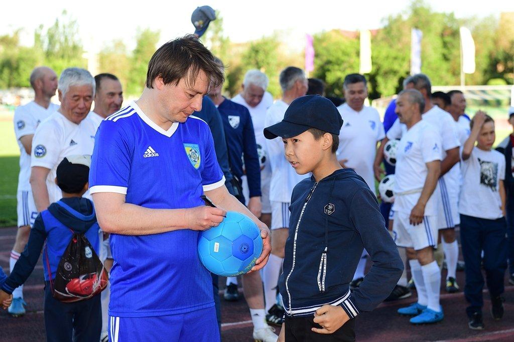 В Алматинской области прошел Фестиваль футбола (ФОТО), фото-7