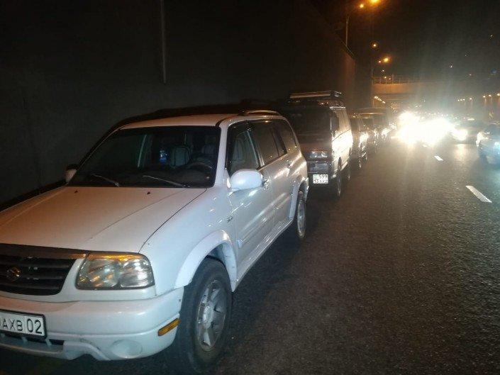 Китайский самосвал протаранил несколько авто в Алматы (ФОТО), фото-4