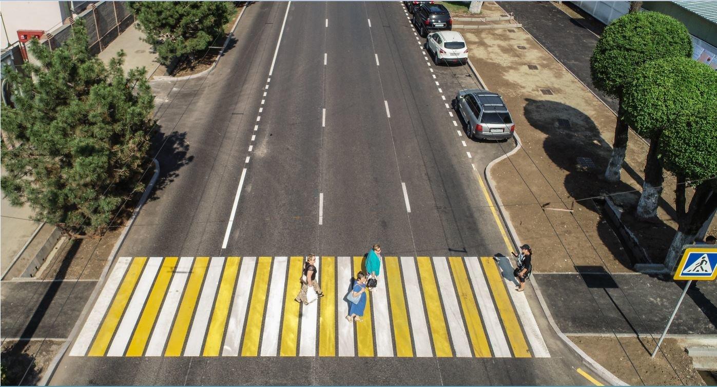 На 50 участках алматинских дорог появятся островки безопасности для пешеходов, фото-4