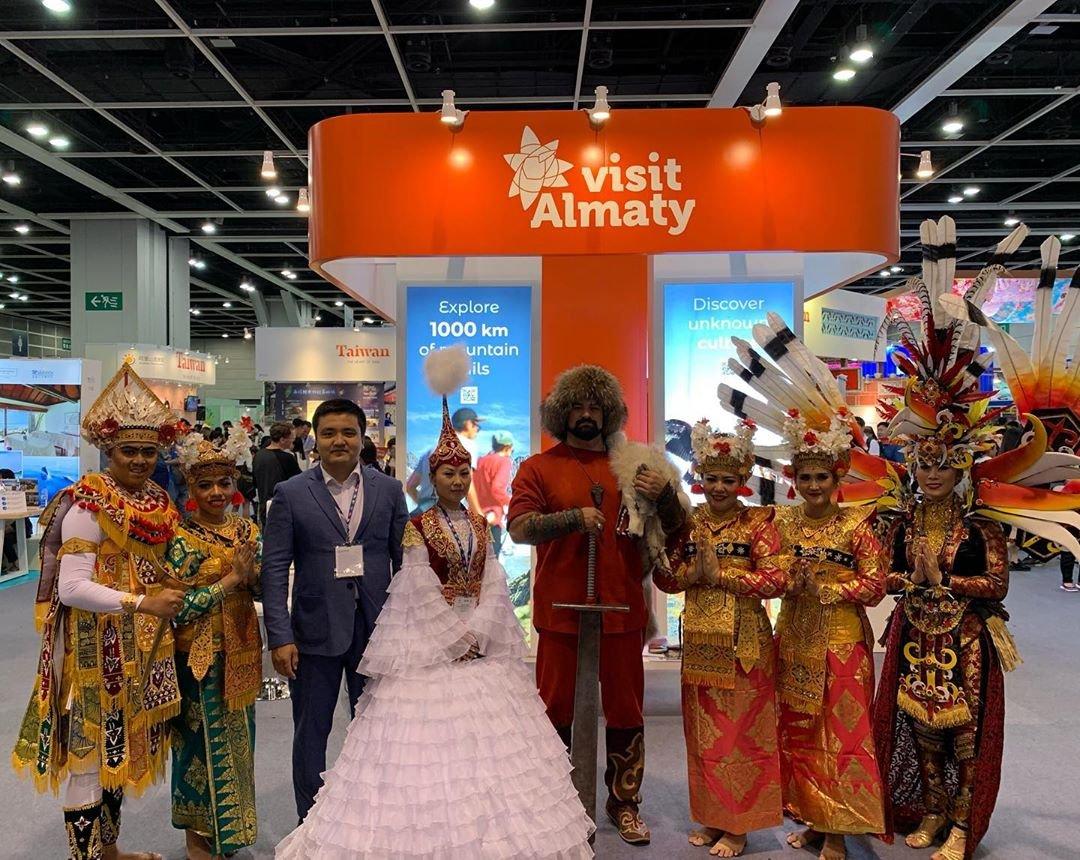 Рекордное количество иностранных туристов посетило Алматы, фото-2