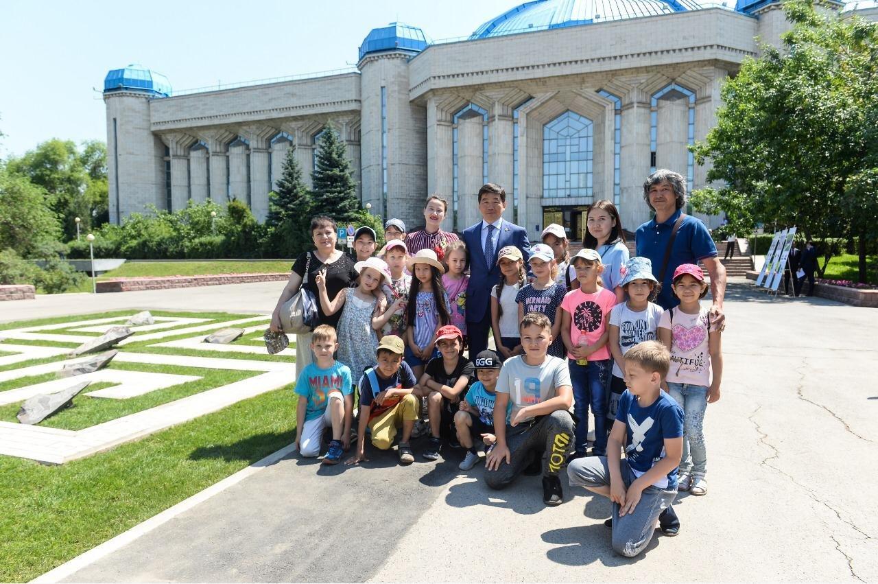 Памятники Шамши Калдаякову и Балуану Шолаку появятся в Алматы (фото), фото-5