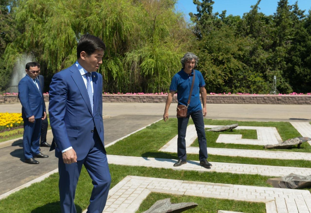 Памятники Шамши Калдаякову и Балуану Шолаку появятся в Алматы (фото), фото-2