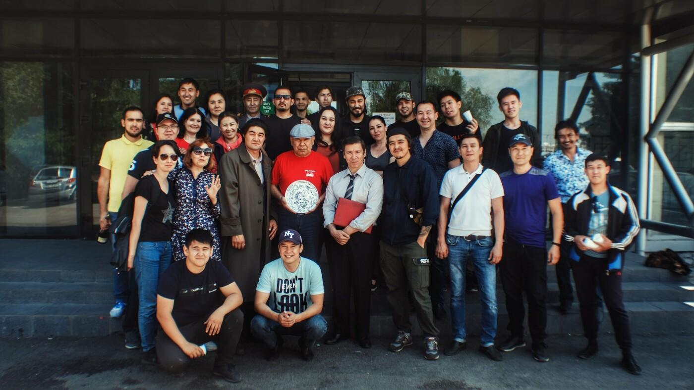 Стартовали съемки фильма о знаменитом казахском поэте и писателе Мукагали Макатаеве, фото-2