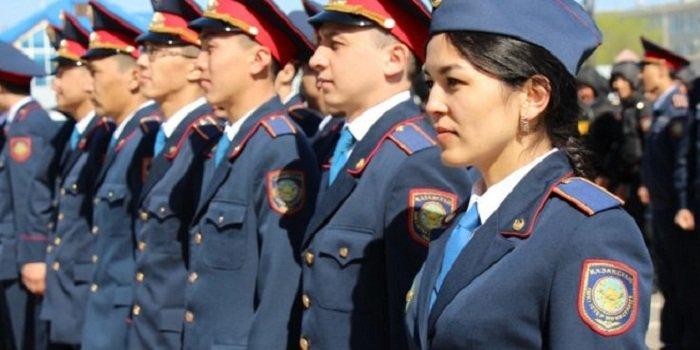 День полиции отмечают в Казахстане, фото-2