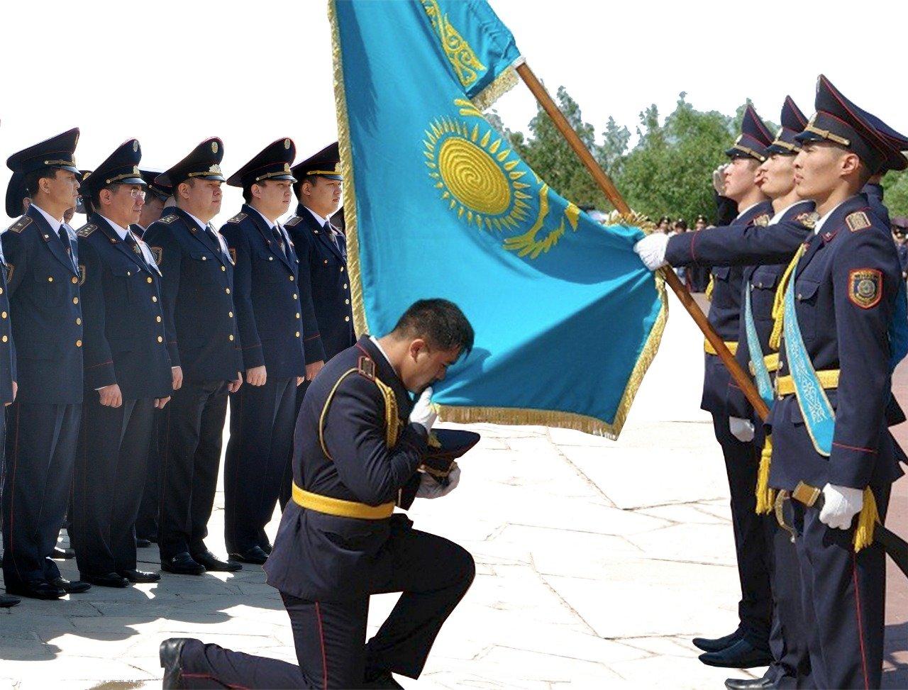 День полиции отмечают в Казахстане, фото-3