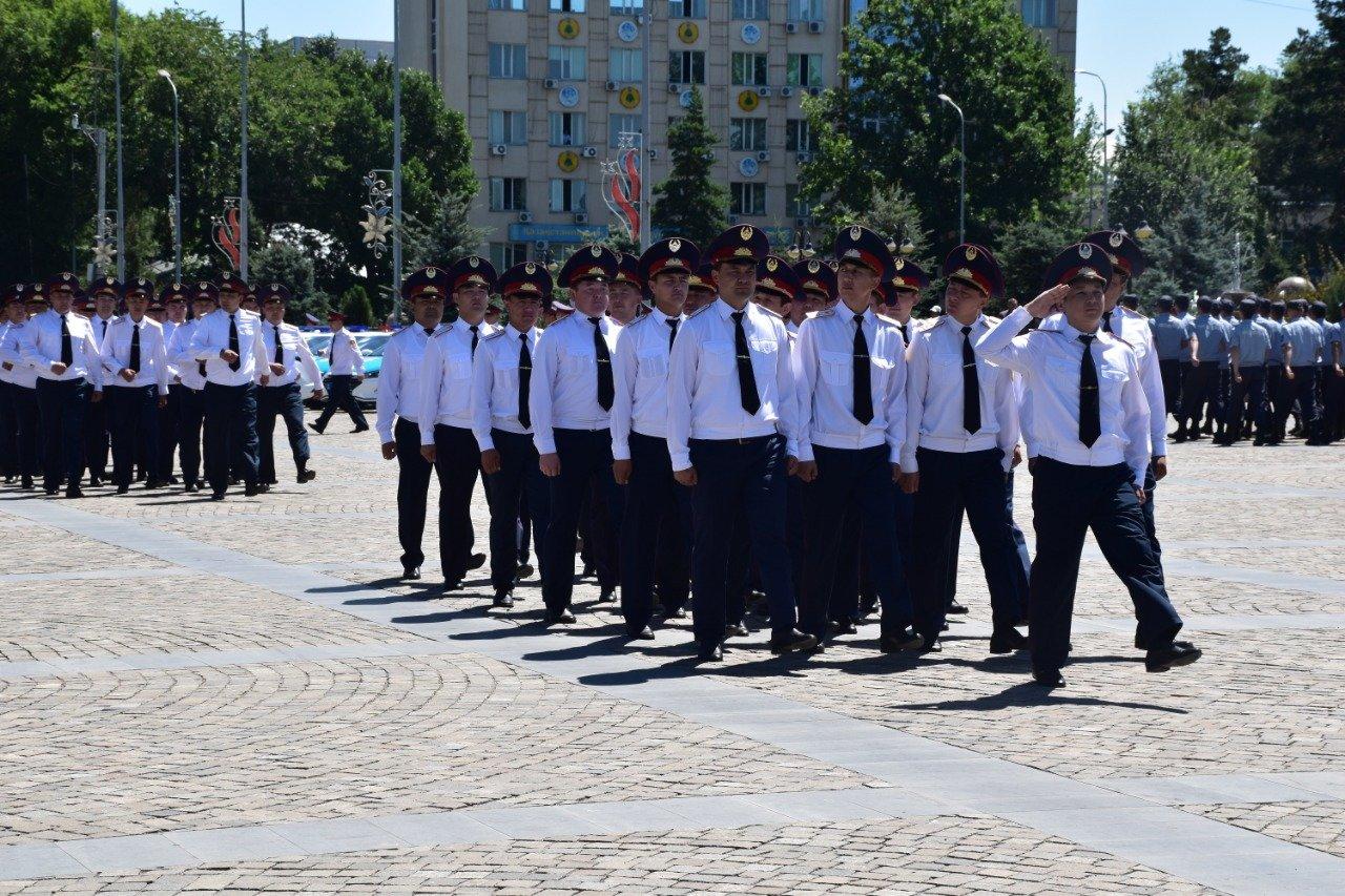 130 новых машин пополнили автопарк полиции Алматинской области, фото-3