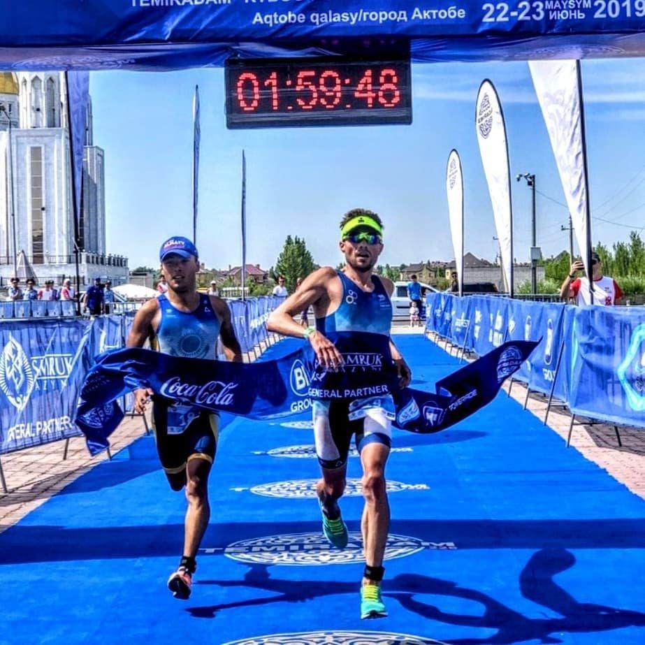 Алматинские триатлонисты выиграли чемпионат Казахстана, фото-2