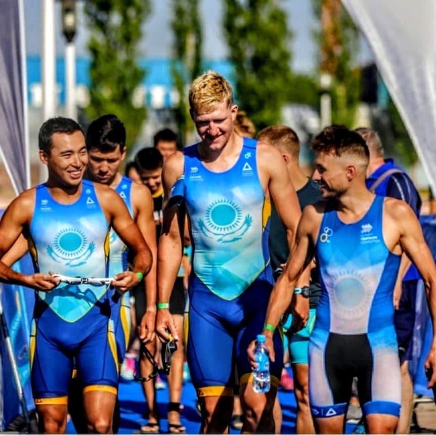 Алматинские триатлонисты выиграли чемпионат Казахстана, фото-1