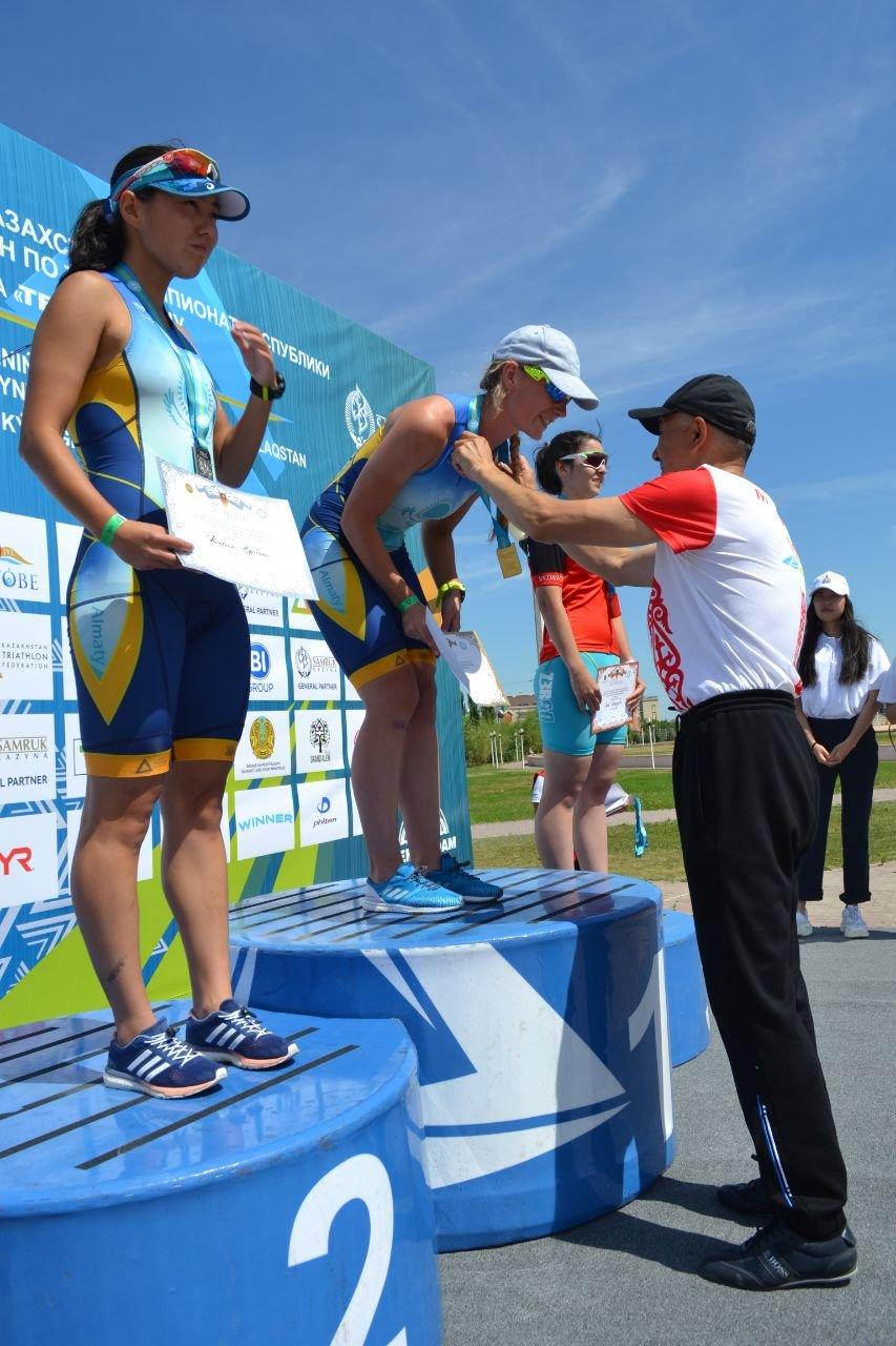 Алматинские триатлонисты выиграли чемпионат Казахстана, фото-3